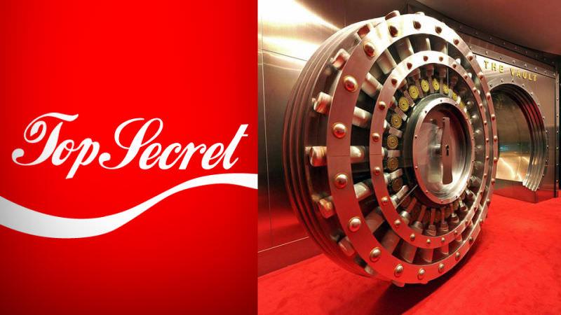 خزنة شركة كوكا كولا