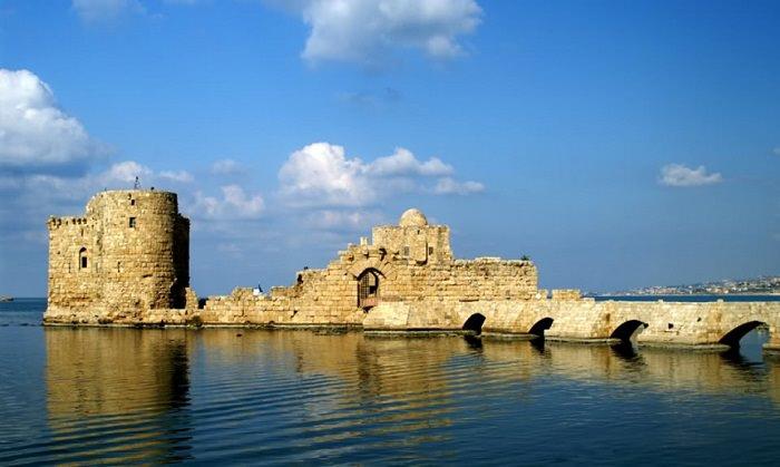 صيدا، لبنان - تأسست قبل 6 آلاف عام