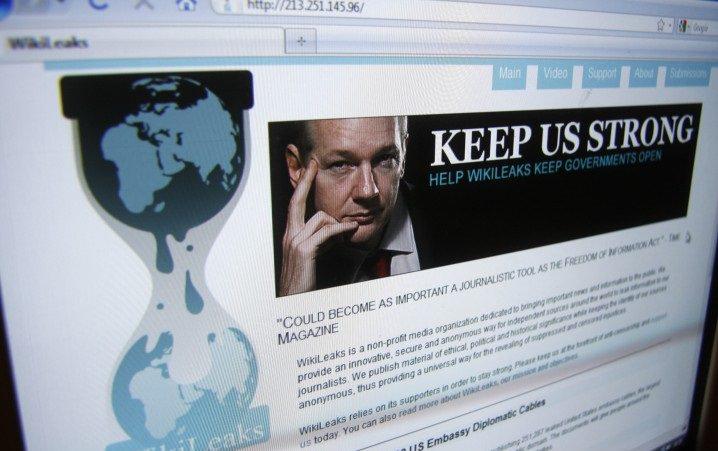 تسريبات سجلات الحرب في «WikiLeaks»