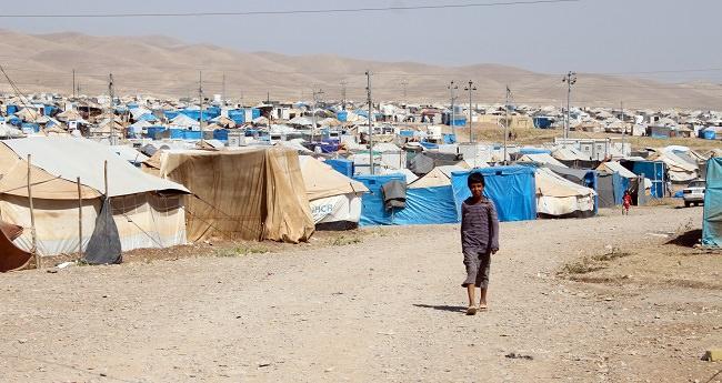 العراق - 350 ألف شخص