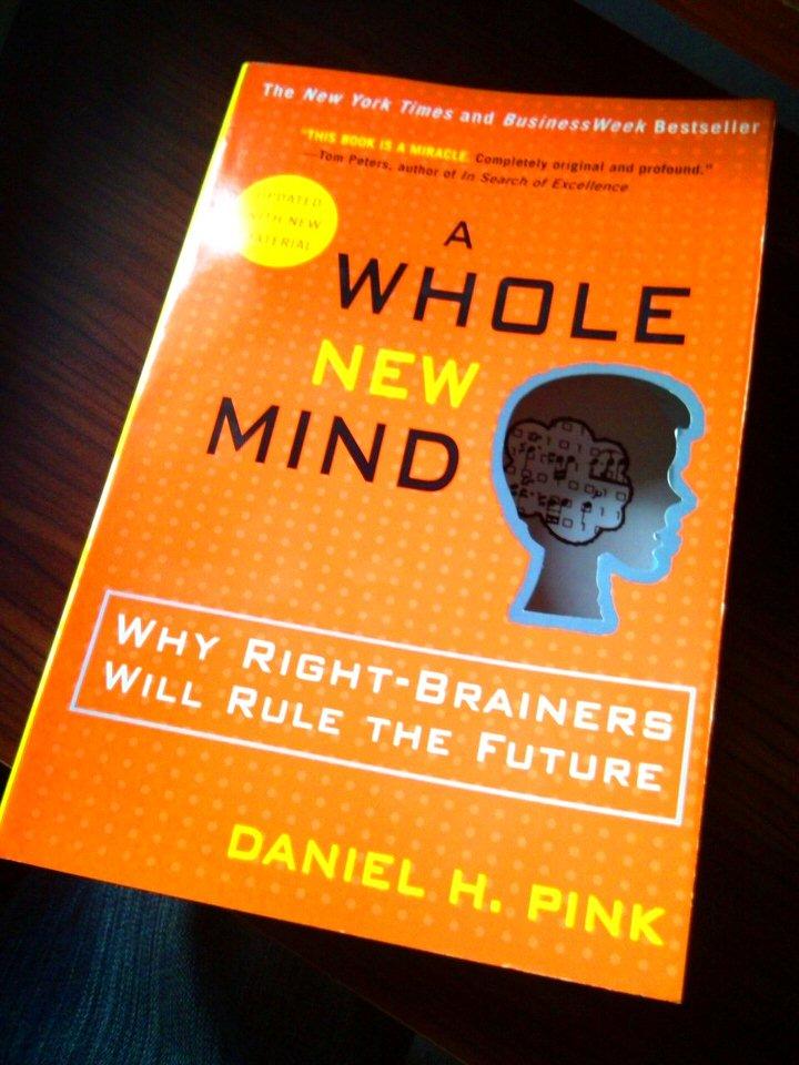 عقل جديد كامل .. لماذا سيحكم المُبدعون المُستقبل – دانيال إتش بينك