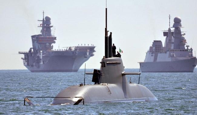 القوات البحرية الإيطالية