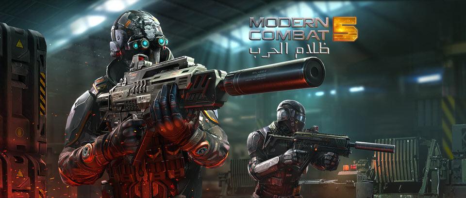 مودرن كومبات 6 اون لاين Modern Combat