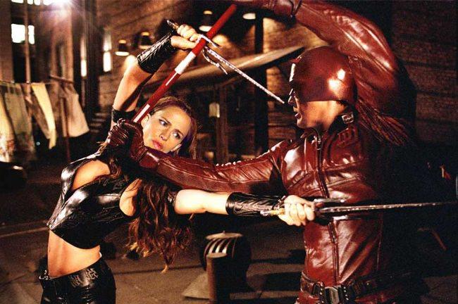 جينيفر غارنر عن دورها في Daredevil