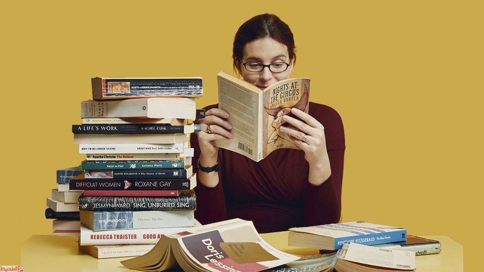 التخلص من الخوف بالقراءة
