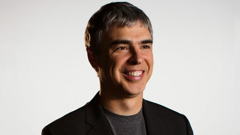 لاري بايج Larry Page