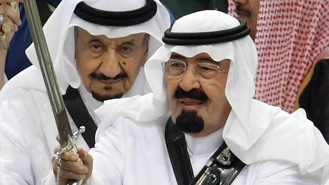 عبد الله بن عبد العزيز آل سعود، ملك المملكة العربية السعودية الراحل - 18 مليار دولار