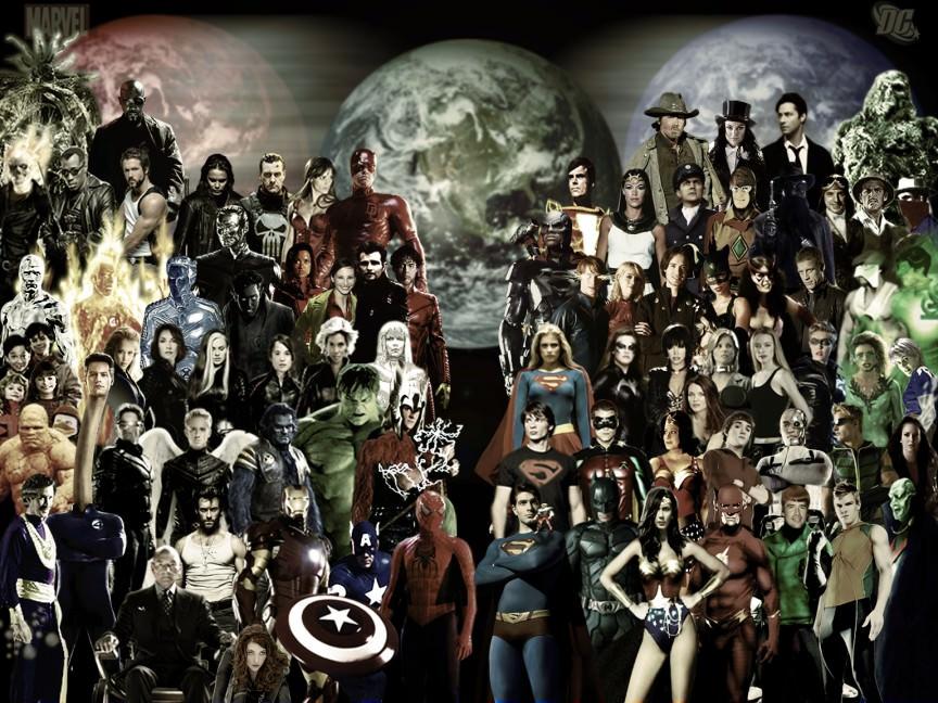 DC مقابل Marvel