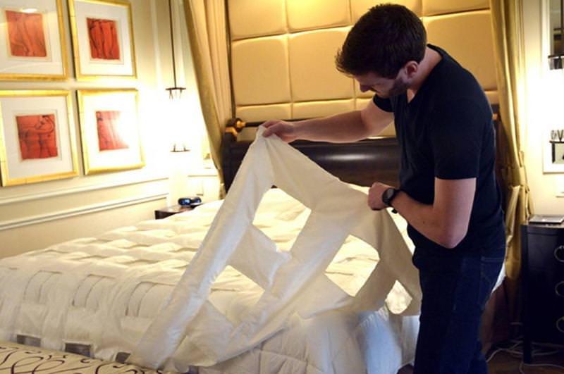 رتب سريرك يومياً