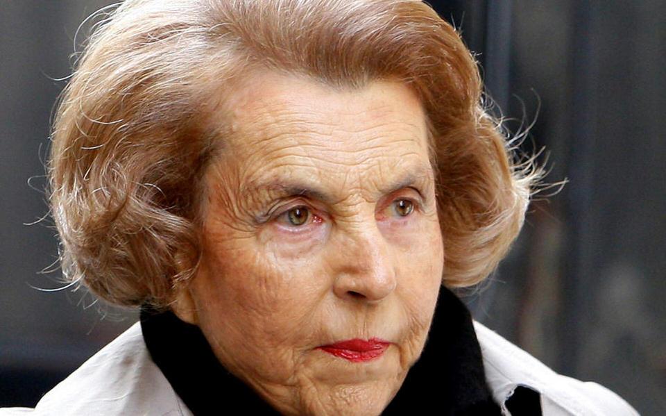 ليليان بيتينكورت وعائلتها – 42.7 مليار دولار