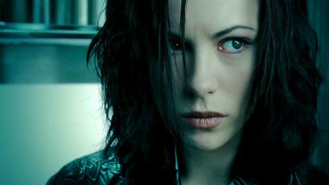 كايت بيكينسايل عن دورها في Underworld