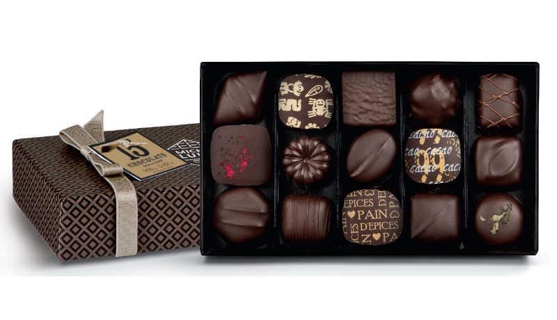 ويسبا الشوكولاته الذهبية من شركة كادبوري بتكلفة 1628 دولاراً