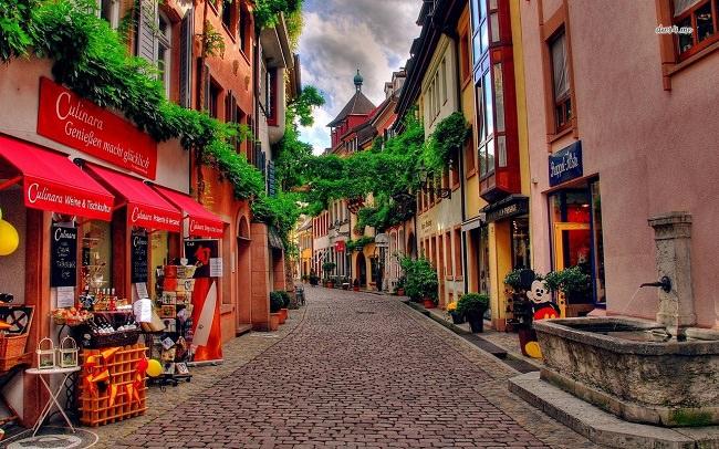 مدينة فرايبورغ - ألمانيا