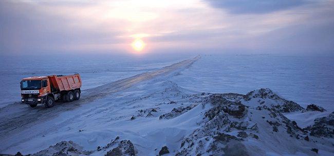 روسيا - 1،283،387 كيلومتر