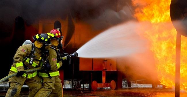 رجل الإطفاء - مقياس الاجهاد والتوتر 72.68