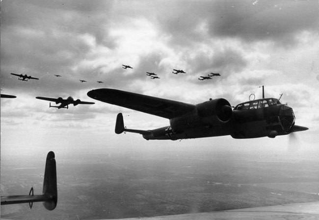 عملية يوم النسر - الحرب العالمية الثانية سنة 1940