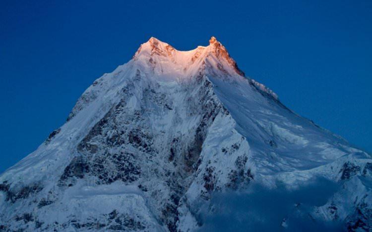 جبل ماناسلو