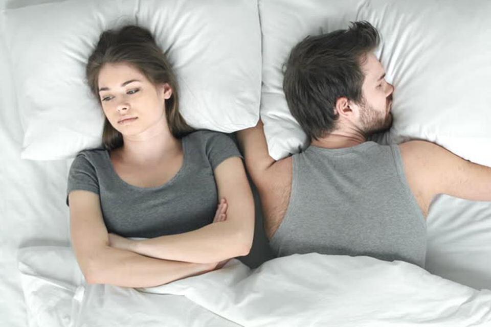 انخفاض الشعور بالنشوة الجنسية