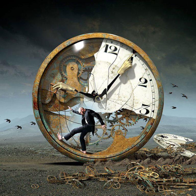 عنصر الوقت