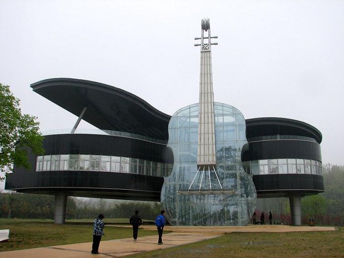 بيت البيانو - هواينان، الصين