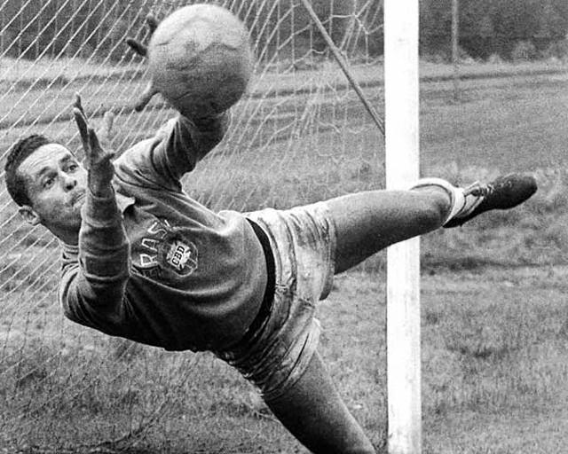 جيلمار - الحارس الوحيد الذي فاز بكأس العالم مرتين على التوالي