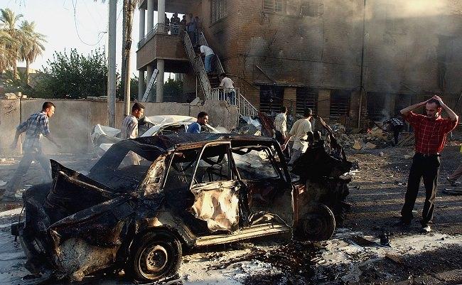 العراق ، اكثر دولة تضرراً بـ العمليات الارهابية في العالم
