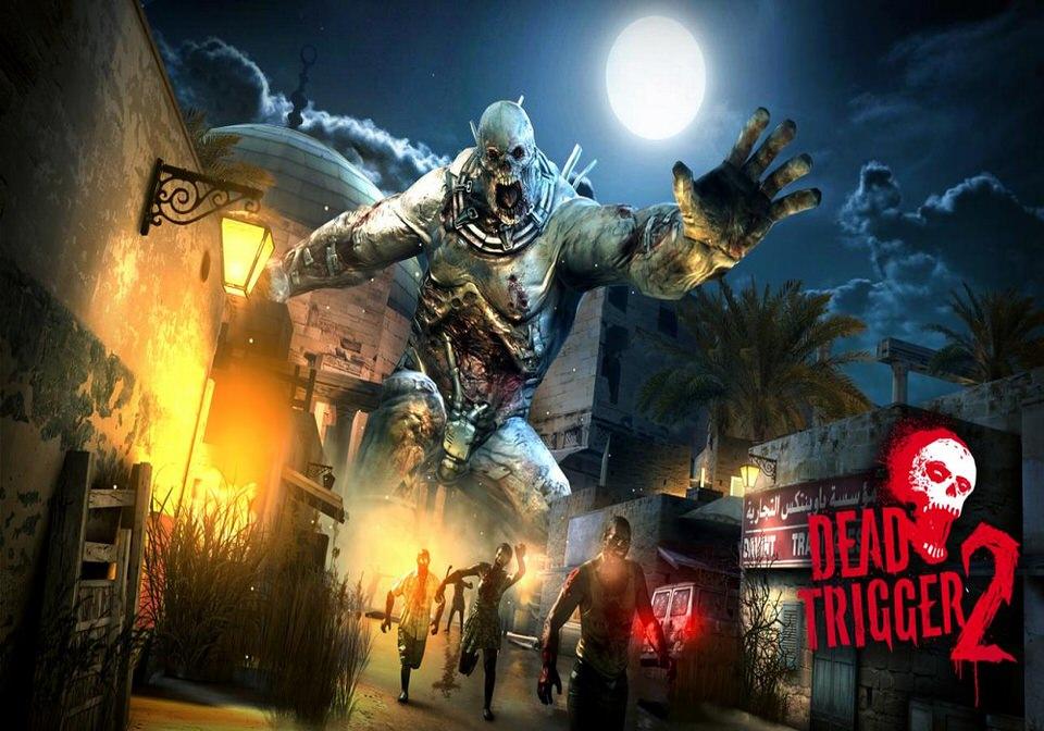 لعبة Dead Trigger