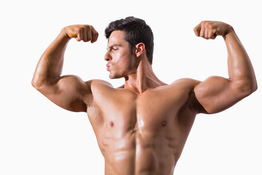 فقدان الكتلة العضلية