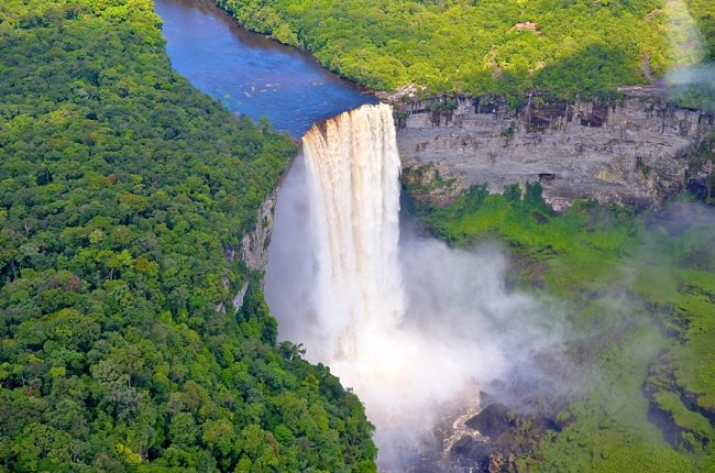 شلالات كايتير - Kaieteur Falls