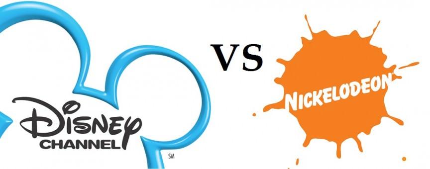 Nickelodeon مقابل Disney Channel