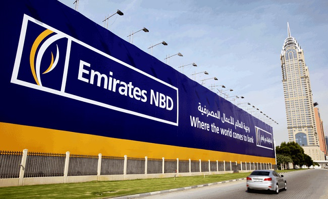 بنك الإمارات-دبى الوطني - المركز 118 عالمياً