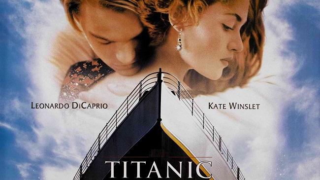 Titanic - مجموع الإيرادات 2.186 مليار دولار
