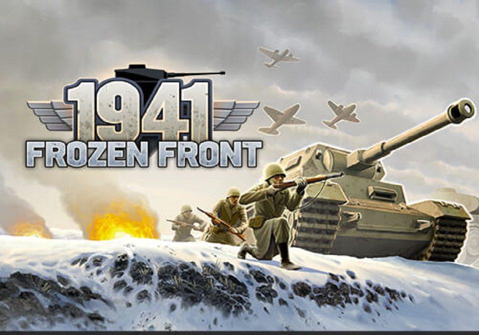 لعبة  Frozen Front