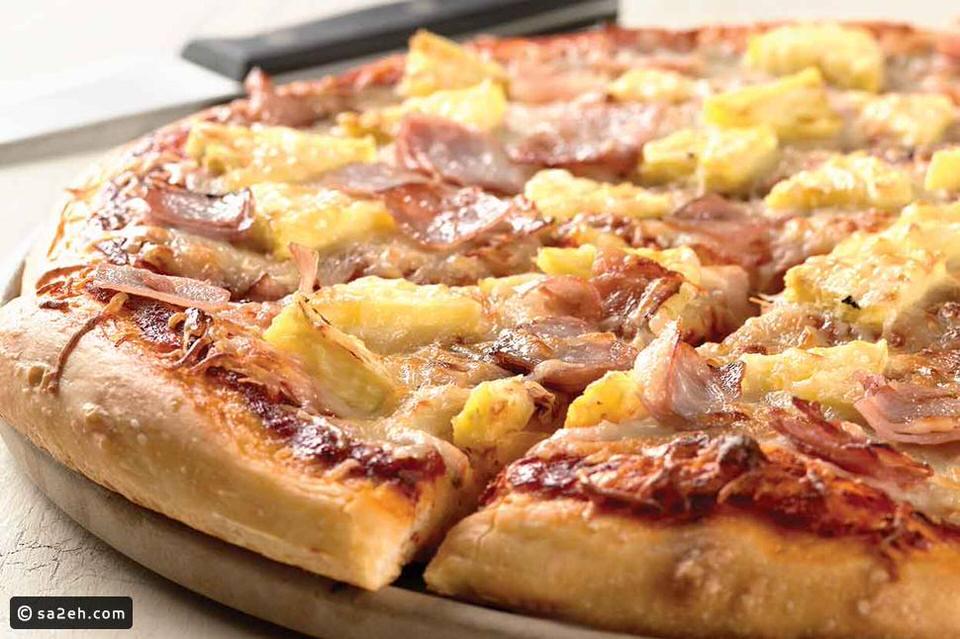 بيتزا هاواي
