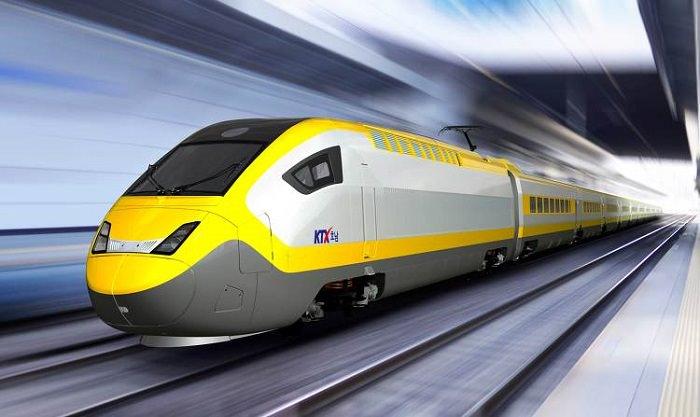 قطار KTX-Sancheon في كوريا الجنوبية - 330 كم في الساعة