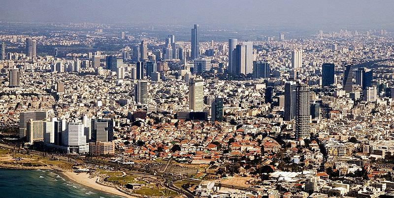 """مدينة تل أبيب , الأراضي المحتلة """"اسرائيل"""""""