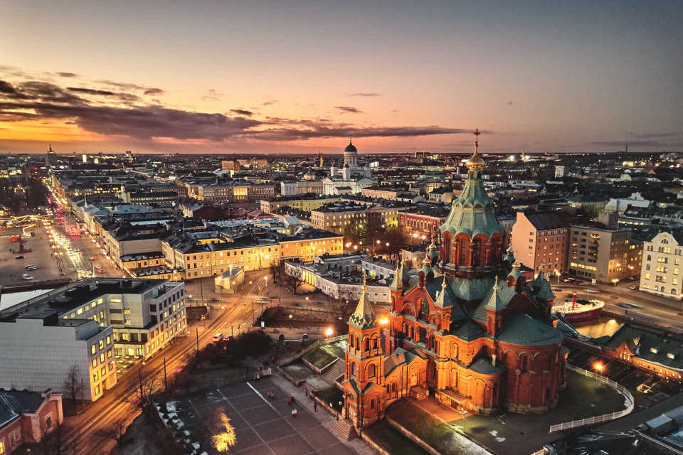 هلسنكي , فنلندا