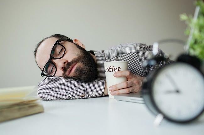 شرب القهوة قبل القيلولة