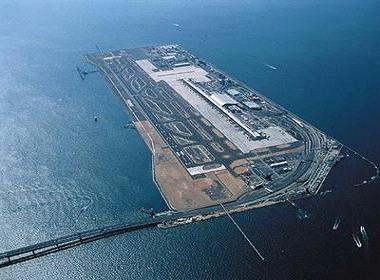 جزيرة مطار كانساي الدولي
