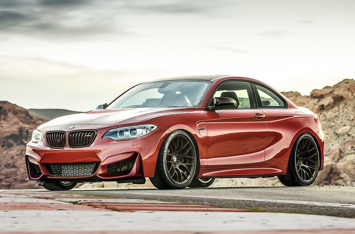 بي ام دبليو ام 2 2017 BMW M2
