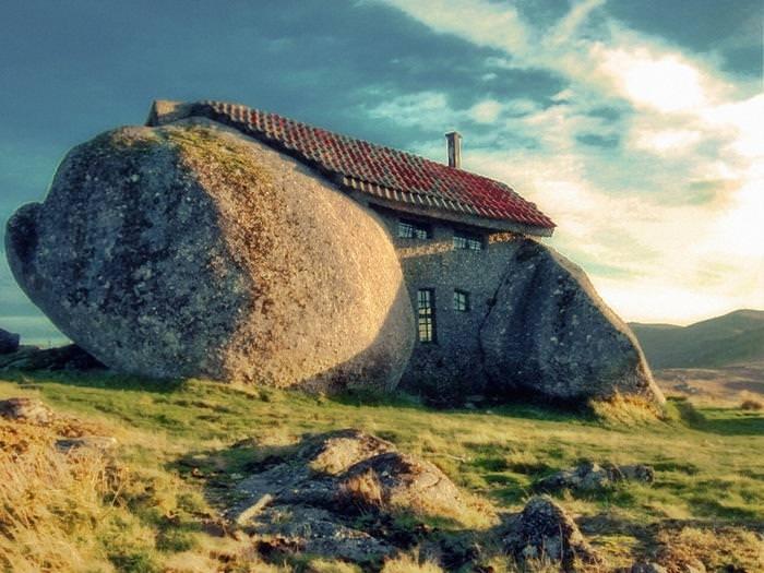 البيت الحجري - البرتغال