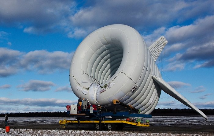 توربين الرياح المحمول جواً – Buoyant Airborne Turbine