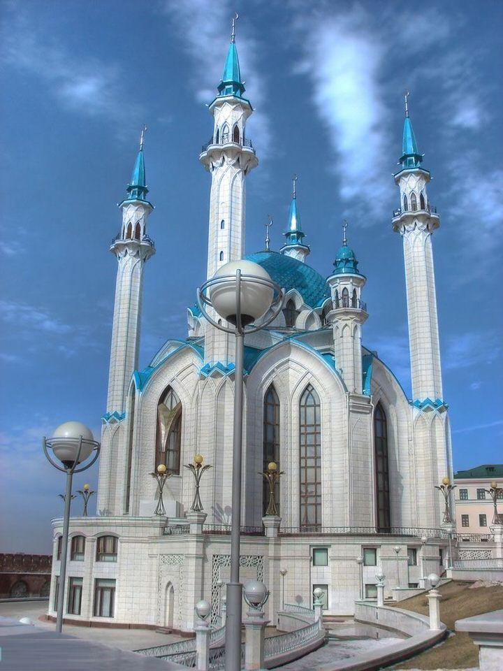 مسجد قول شريف (قازان - روسيا)