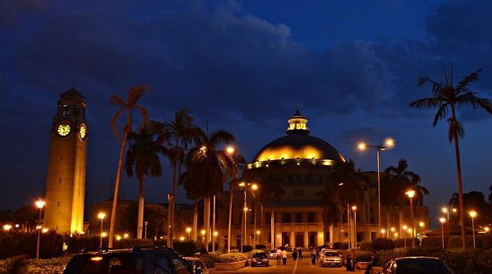 جامعة القاهرة في الجيزة، مصر - 81.5 نقطة
