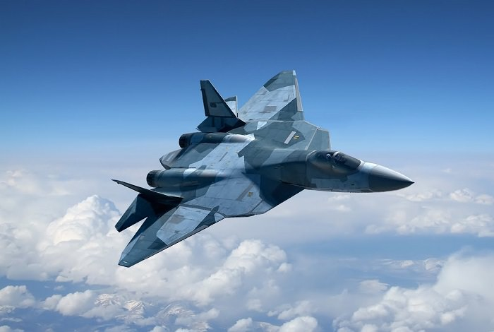 Sukhoi PAK FA T-50 - روسيا