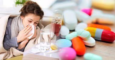 المرض والعدوى باستمرار