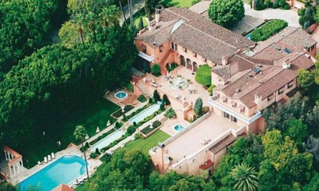 قصر وليام راندولف هيرست