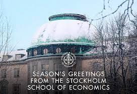 مدرسة ستوكهولم للاقتصاد Stockholm School of Economics