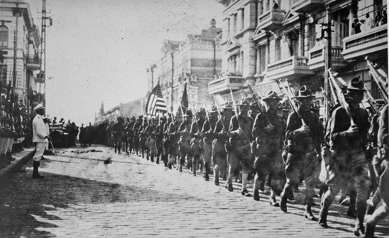 الحرب الأهلية الروسية