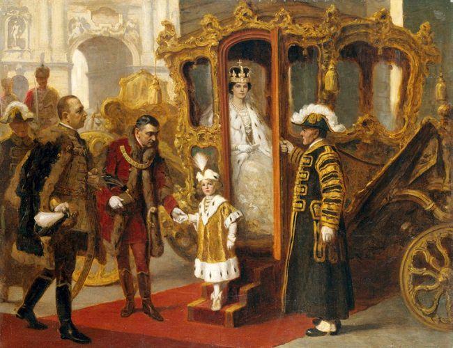 سلالة هابسبورغ - مدة الحكم 507 أعوام